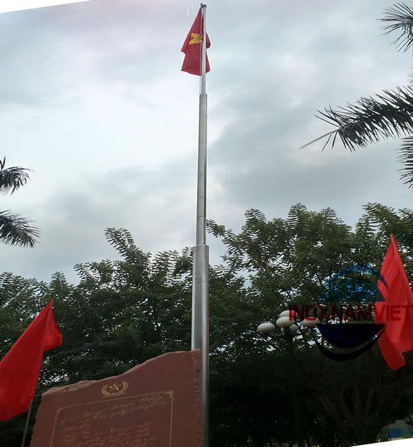 Cột cờ Inox Z131 Thái Nguyên