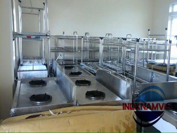 Thiết bị bếp công nghiệp Nghệ An