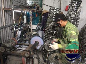 Inox Nam Việt nhận gia công inox theo yêu cầu