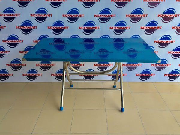 Địa chỉ mua bàn inox 304 hình chữ nhật chất lượng