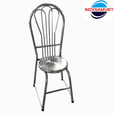 Sản phẩm ghế ngồi inox chất lượng cho nhà ăn, phòng khách