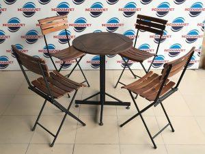 Vì sao nên lựa chọn bàn ghế gỗ quán ăn vặt?