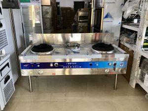 Ưu điểm của bếp á công nghiệp hai họng trong nhà bếp